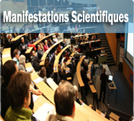 Manifestations Scientifiques Nationales et Internationales